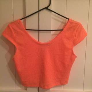 Fluorescent Crop Top