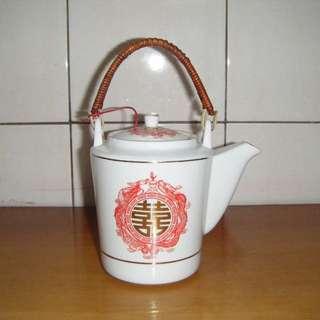 早期茶壺 - 大同磁器