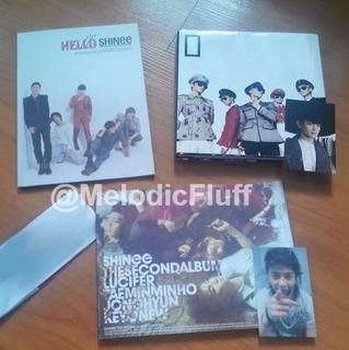 SHINee Albums Bundle