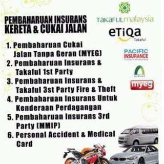 Roadtax & Insurnce