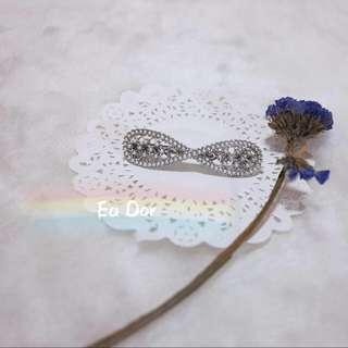 韓風 珍珠髮夾