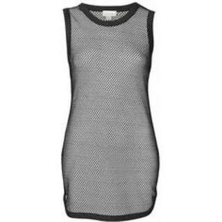 Witchery Mesh Singlet Top LARGE