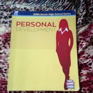 Personal Development for Senior High School
