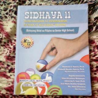 SIDHAYA 11 for Senior High School