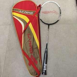 Li Ning Badminton Racket G-Tek 80 Muscle