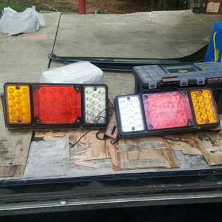24v tail light for lorry