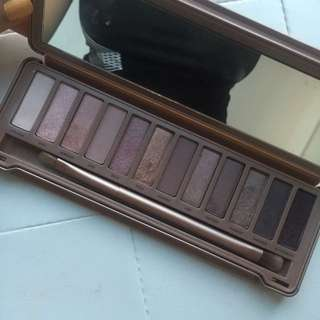 Naked 3 Palette Authentic