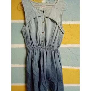 GAUDI Summer Denim Dress
