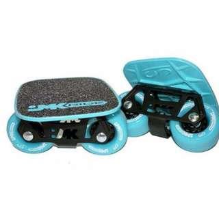 JMK Skate (Black/Turquoise)
