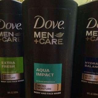 Dove Men Body Wash