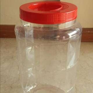 Plastic Bottle Kueh Bottle Botol Kuih