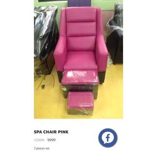 Spa Chair (Very Affordable)