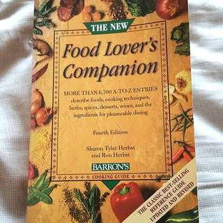 The Food Lover's Companion. The Bestselling Classic Revised And Updated. Like New