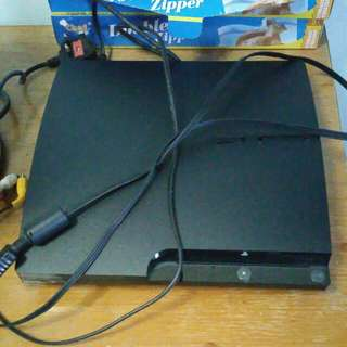 In Perfect Condition Ps3 With 2 Controllers