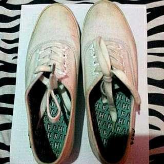 Rah! Apparel White Sneakers