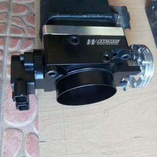 Works Engineering Throttle Body Sr20