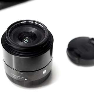 Sigma 19mm F/2.8 For E-Mount