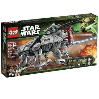 LEGO Star Wars AT-TE (75019)