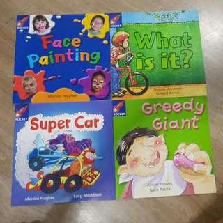 Preloved Preschool Storybooks