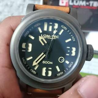 LUME-Tec US Watch abbyss AUTOMATIC