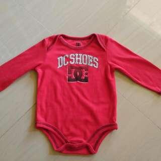 DC Shoes Onesie