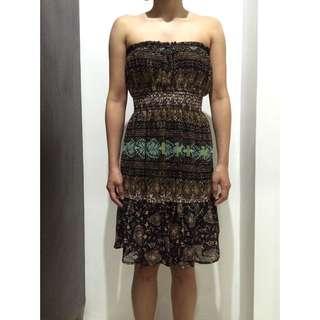 F21 Tribal Dress