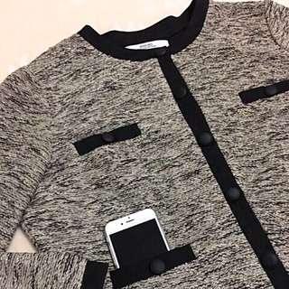 MANGO Women's Jacket/Blazer (Large)