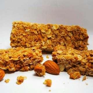 Healthy Mate Granola Bar Peanut Butter