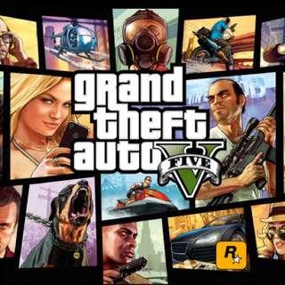 -60% Grand Theft Auto V SteamGift