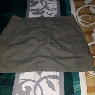 Mini Skirt..size M..good Condition