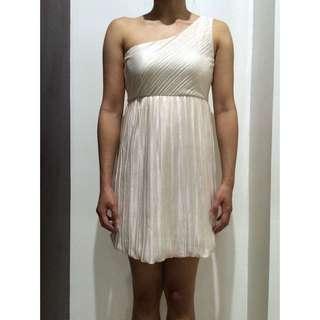 F21 White Dress