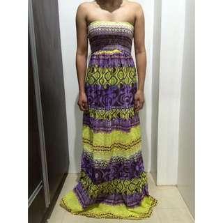 Teranova Maxi Dress