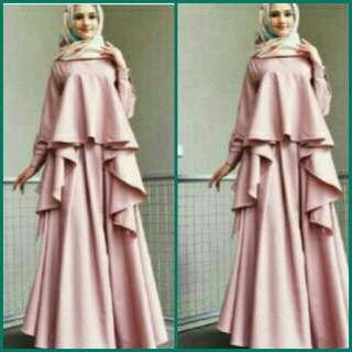 Dress Syar'i Atau Gamis Modern