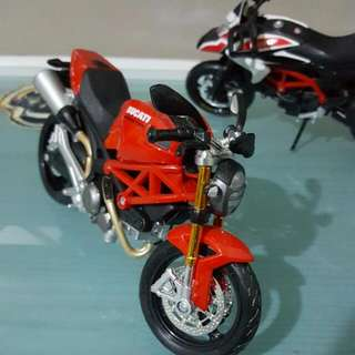 Ducati model design