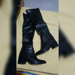BNIB Aldo Over The knee Boots SZ 7