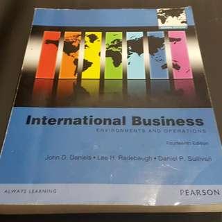 International Business - Pearson