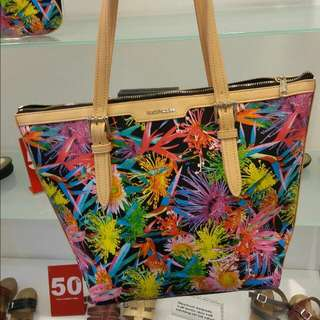 Hush Puppies Flowers Bag