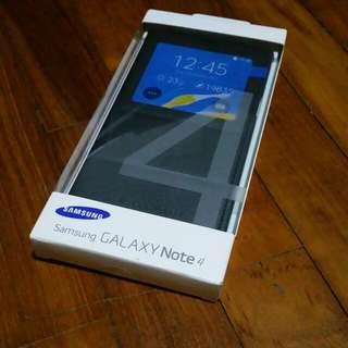 Samsung Note 4 Original Flip Cover