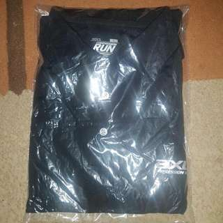 2XU COMPRESSION RUN 2017 POLO T AND RUNNING SINGLET