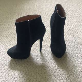 Brand New Material Girl Booties