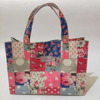 Authentic Cath Kidston Bag Ori Tas Shabby Chic Floral Flower Bunga