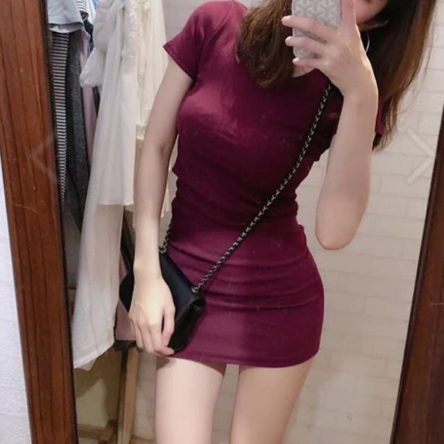 全新包臀洋裝