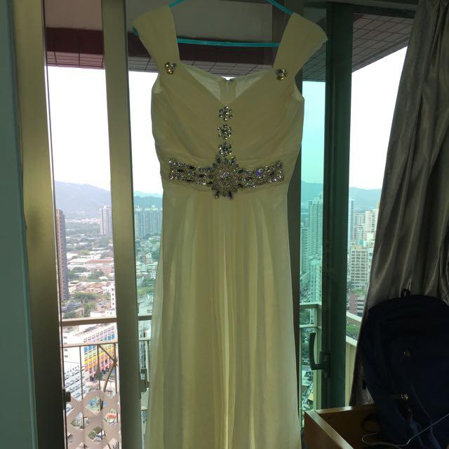 香港訂造伴娘裙/晚裝