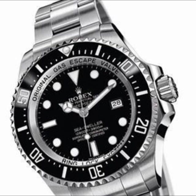 徵收:各式潛水錶