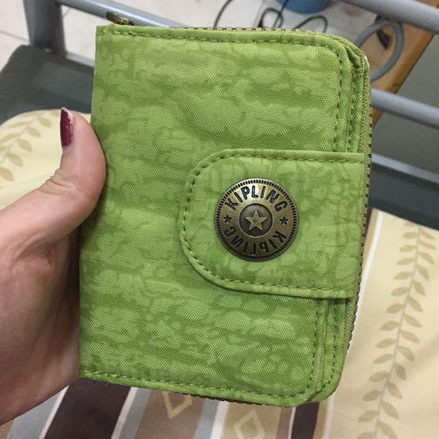 一個猴子品牌的短夾