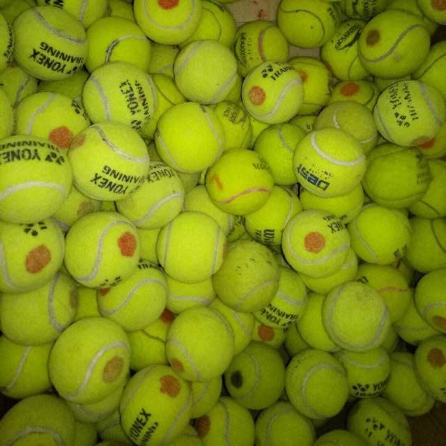 二手網球 初學者可以使用