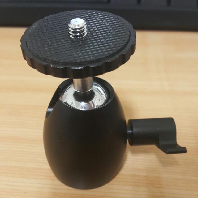 二手 金屬 球型雲台 相機 單眼 腳架,