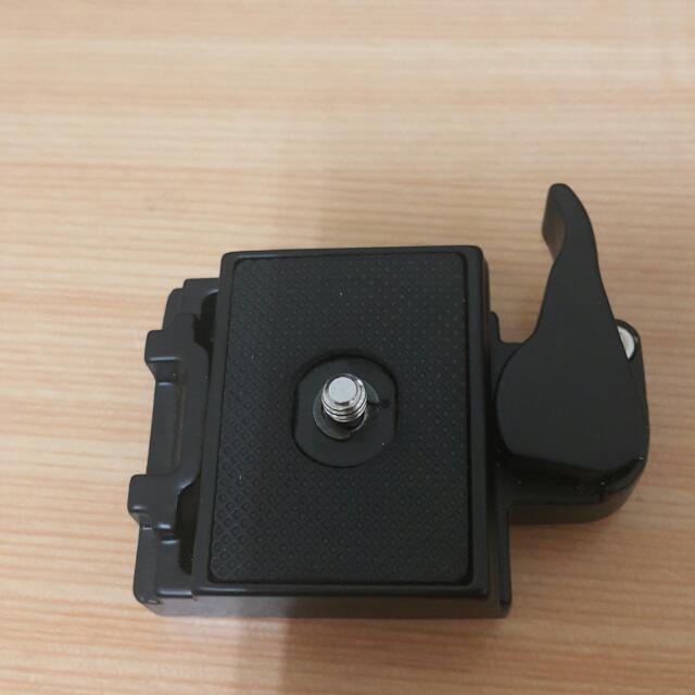 二手 金屬 快拆板 相機 單眼 腳架