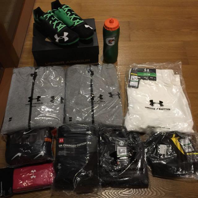 咪咪的背包~美國代購 UA Nike Adidas Reebok