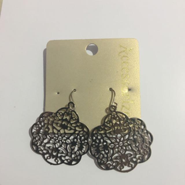 Accessorize Pattern Earrings